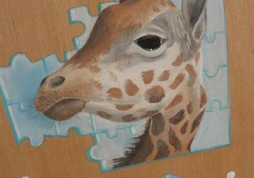 muurschildering particulier